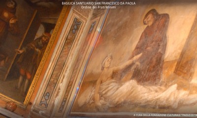 Cella San Francesco di Paola