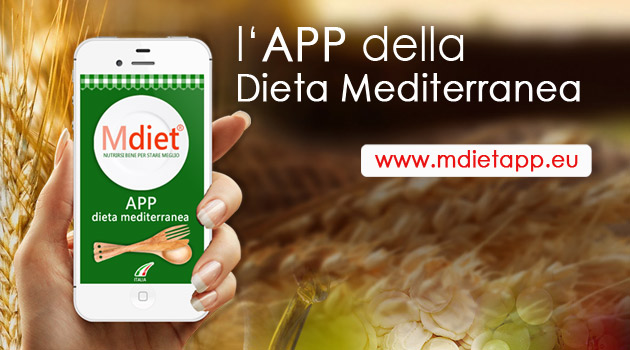 app dieta mediterranea -made in italy