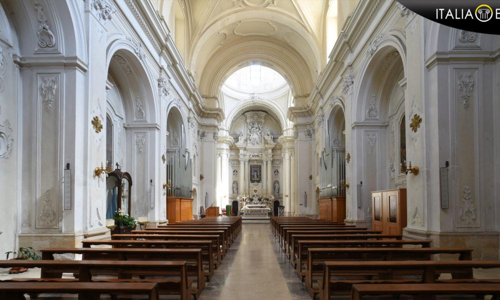 Chiesa di San Domenico - Cosenza Città Storica