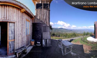 Progetto Arte e Natura a Parco Bombarda di Martirano Lombardo in Calabria