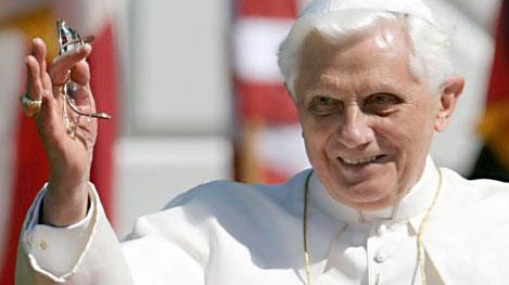Benedetto XVI su Twitter: tutti contenti per l'opportunità