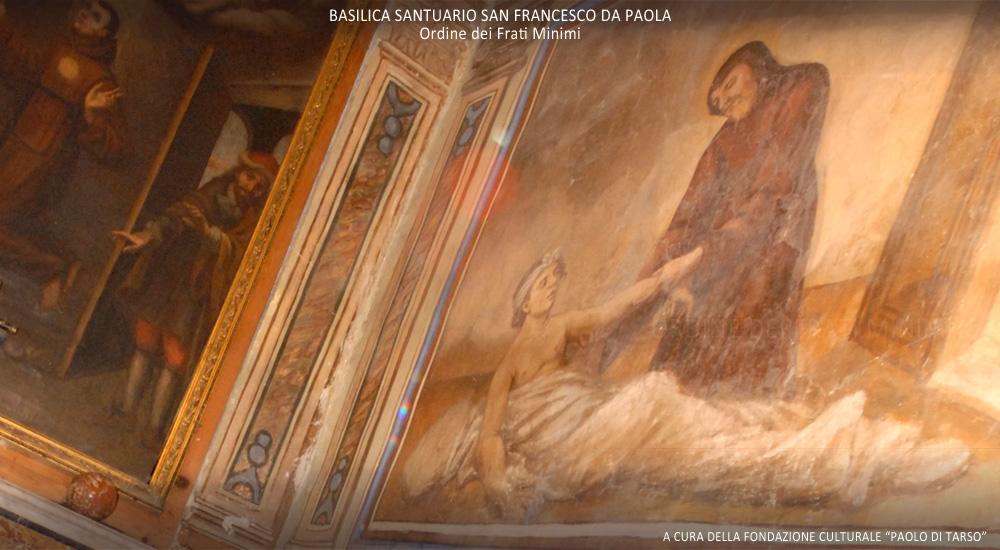Cella San Francesco di Paola