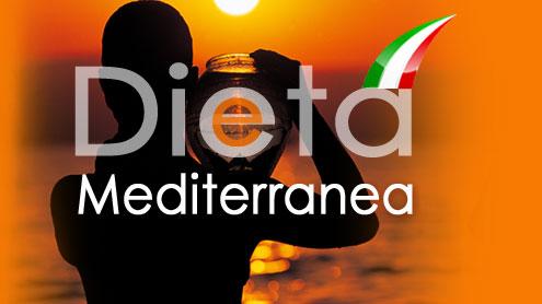 Dieta Mediterranea - entra on line prima piattaforma al mondo per vendita prodotti salutistici della Dieta Mediterranea
