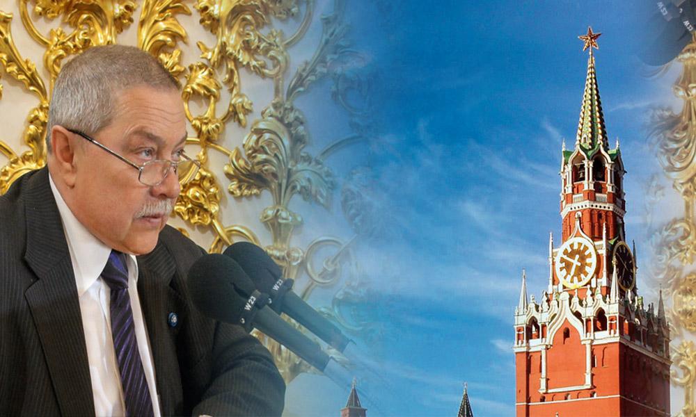 Evgeniy Khoroshevcev, Cremlino