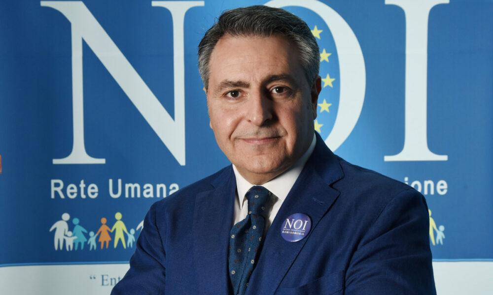 Fabio Gallo – Portavoce nazionale del Movimento civico NOI