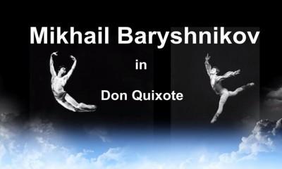 Mikhail Baryshnikov variation