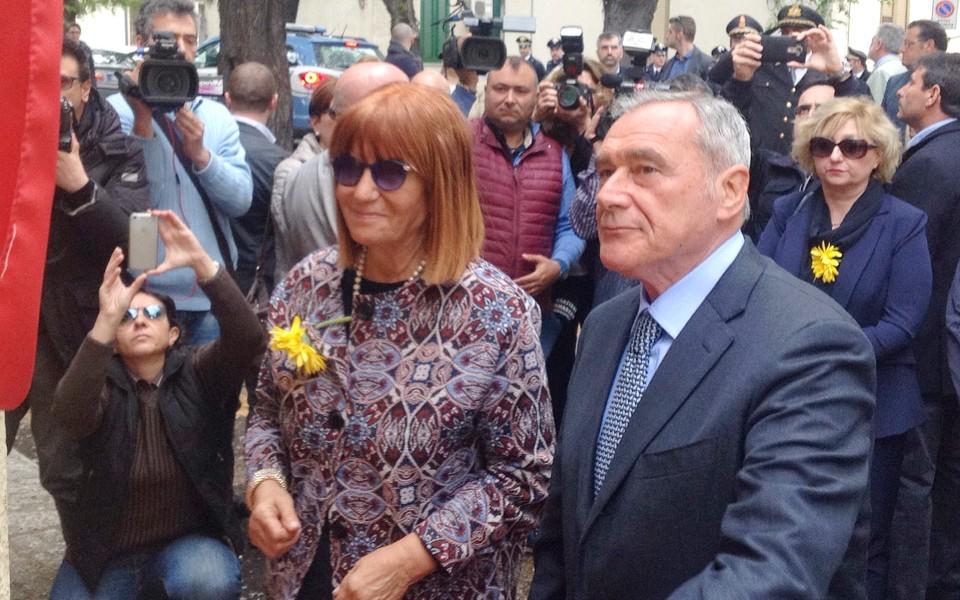 adriana-musella-presidente-senato-repubblica-italiana-pietro-grasso