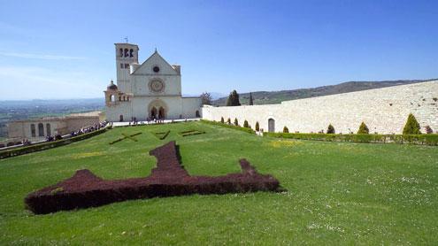 Assisi - Dieta Mediterranea tra Etica e Pace