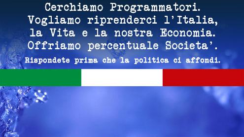 Un Grande Progetto tutto ITALIA per salvare il Turismo