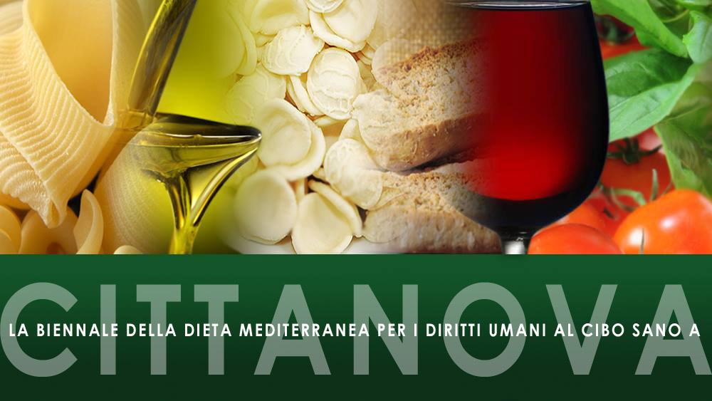 Cittanova (RC) apre le sue porta alla Biennale della Dieta Mediterranea per i Diritti Umani al Cibo Sano