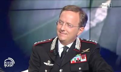 Colonnello dell'Arma dei Carabinieri Maurizio Bortoletti