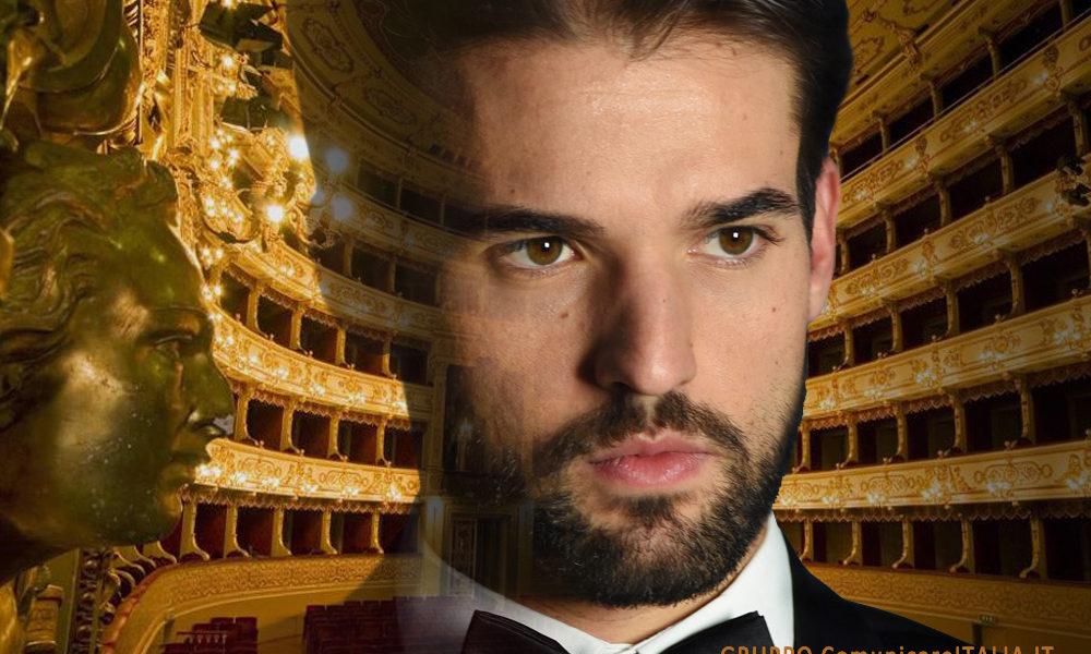 Il Tenore Federico Veltri