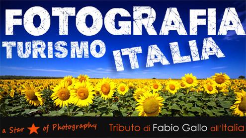 FOTOGRAFIA TURISMO ITALIA