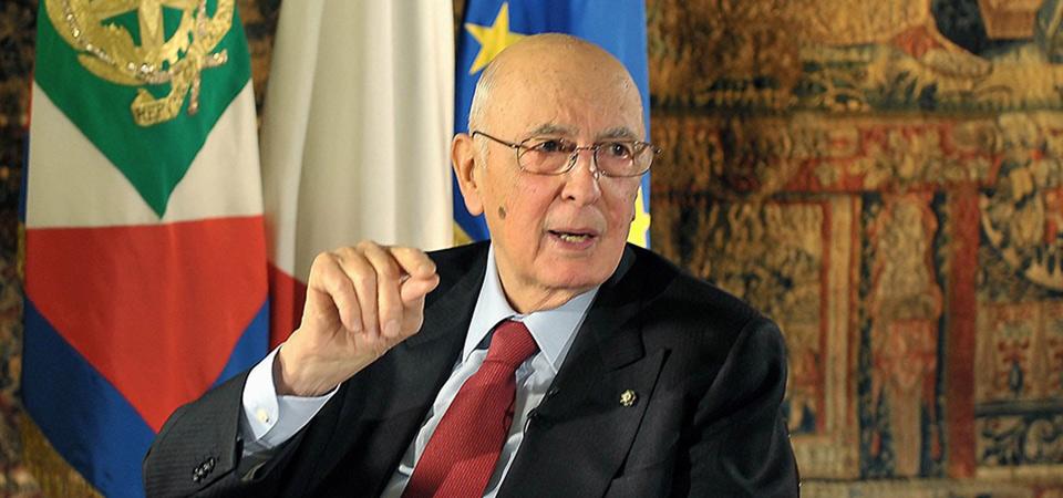 giorgio napolitano-fabio gallo-politica italiana-economia