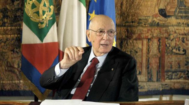 giorgio napolitano-crisi-italia-governo