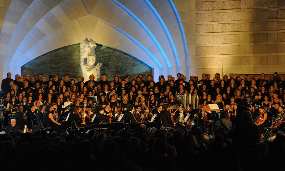 Il Grande Concerto per la Pace e Dialogo Interreligioso in Calabria