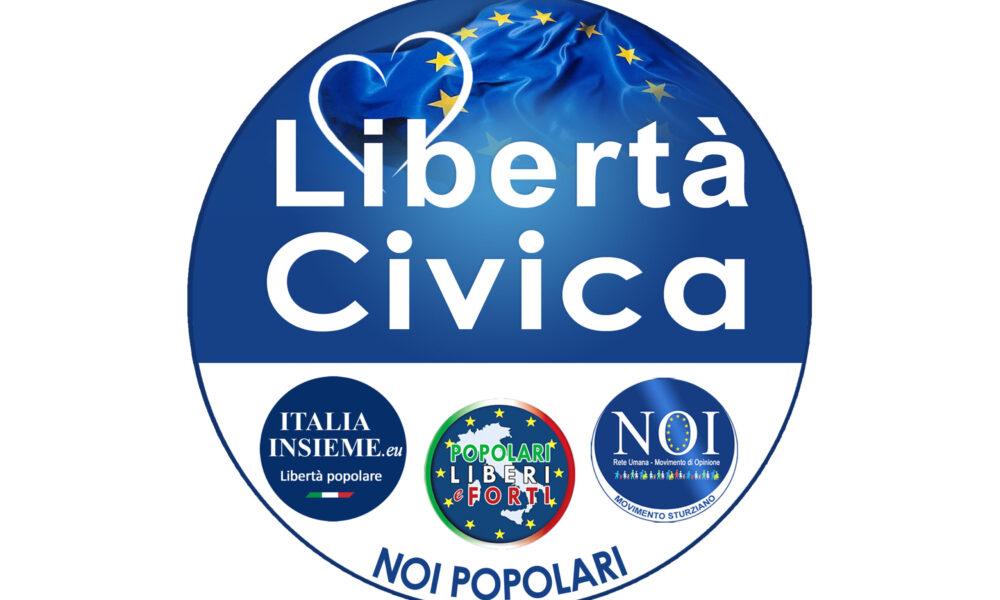 Logo Libertà Civica - Noi Popolari