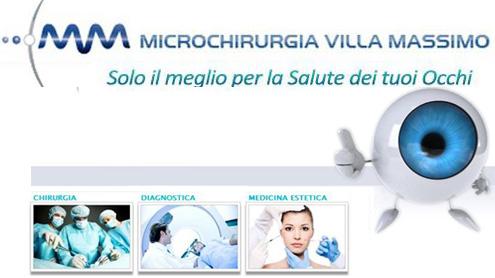 Centro Microchirurgia Villa Massimo Roma - Congresso sulla cura del Glaucoma