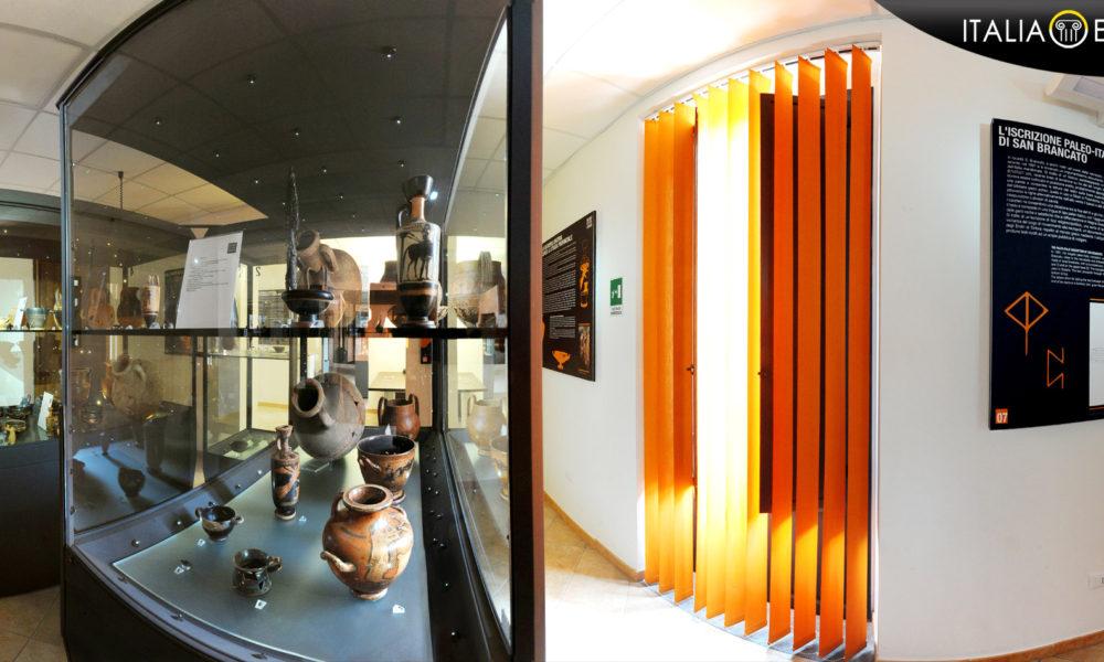 Museo Archeologico di Blanda - Tortora
