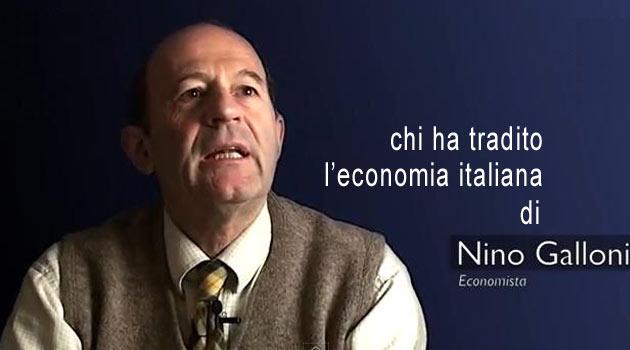 nino galloni-economia-italia