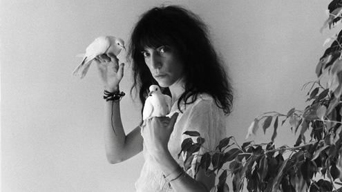 La celebre artista Patti Smith fu la sua prima modella
