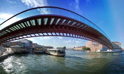 ponte costituzione, santiago calatrava, venezia