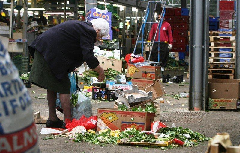 Povertà in aumento