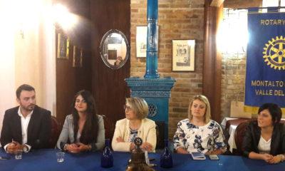 Il Rotary Club Montalto Uffugo Valle del Crati